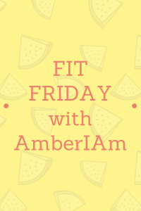 Fit Friday graphic